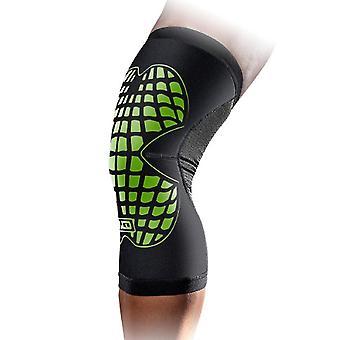 1pc elastische sport been knie ondersteuning brace wrap beschermer knie pad mouw