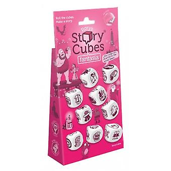 Rory's Story Cubes: Fantasia (Hangtab)