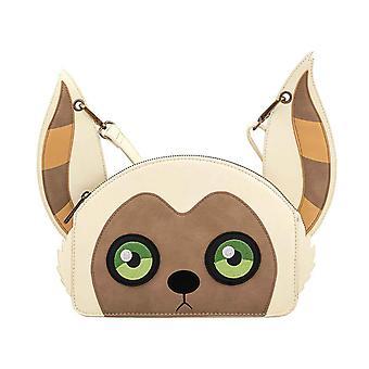 Loungefly Cross Body Bag Avatar Momo Cosplay ny officiell Nickelodeon