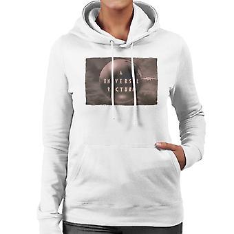 Universella bilder 1927 Logo Kvinnors Hooded Sweatshirt
