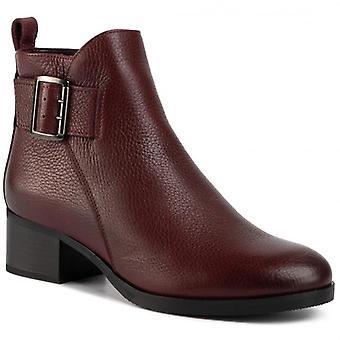Clarks women's mila charm leather d boots various colours