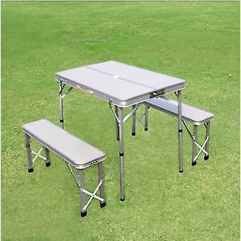 Picnic Camping Garden Folding Table Desk