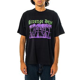 T-shirt uomo obey strange days heavyweight tee 166912758.obk