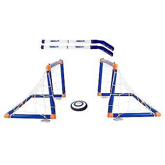 Mini Ice Hockey Sports Sticks Goals With Balls Toy