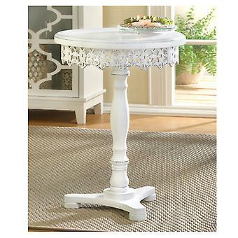 הדגשה בתוספת שולחן חתך עץ עגול, חבילה של 1