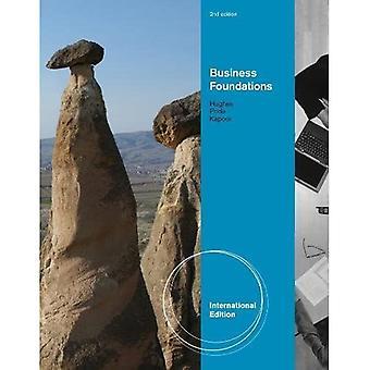 Foundations of Business International ed (Deuxième édition)