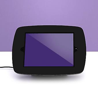 """Tablet computer docks stands flip tablet security enclosure 25.6 Cm 10.1"""" Black"""