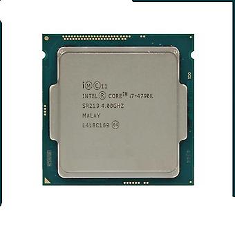 Intel Core I7 4790k 4.0ghz Quad-core 8mb Cache With Hd Graphic 4600 Tdp 88w