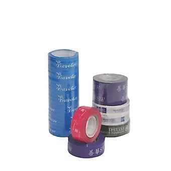 Papeterie Ruban d'emballage Couleur Ruban adhésif solide simple face