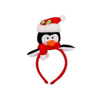 3pcs Weihnachtsmütze, handgefertigt, bequeme Weihnachtsmütze, wiederverwendbar