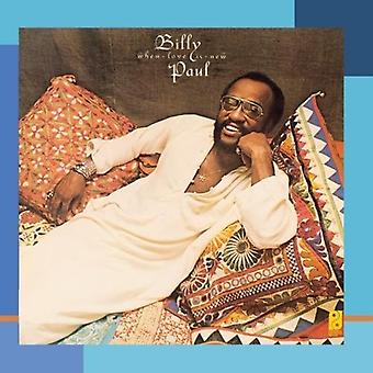 Billy Paul - When Love Is New [CD] USA import