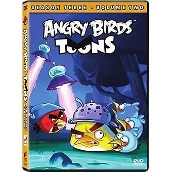 Zangado pássaros Toons: Temporada 03 - importação EUA Vol. 2 [DVD]