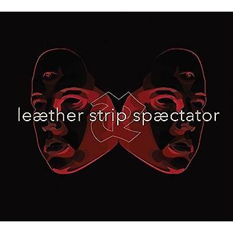 Leather Strip - Leather Strip-Spaectator [Vinyl] USA import