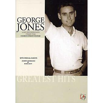 George Jones - Live i konsert [DVD] USA import