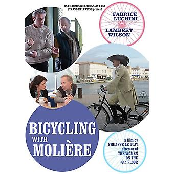 Bicylcing with Moliere [DVD] USA import