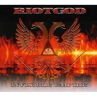 Riotgod - Invisible Empire [CD] USA import