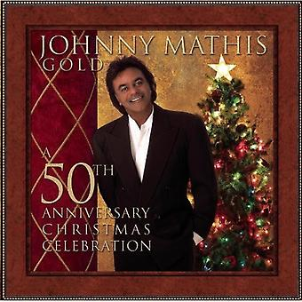 Johnny Mathis - Johnny Mathis: 50-årsdagen jul Celebrat [CD] USA import