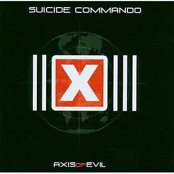 Suicide Commando - Axis of Evil [CD] USA import