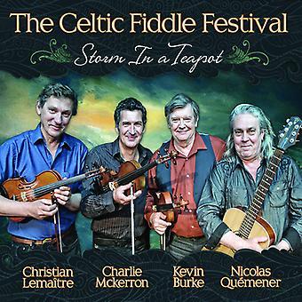 Celtic Fiddle Festival - Storm in a Teapot [CD] USA import
