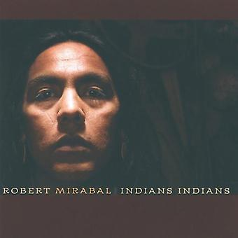 Robert Mirabal - Indians Indians [CD] USA import