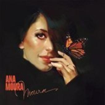 Anna Moura - Moura [CD] USA import