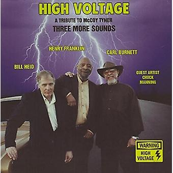 Three More Sounds - High Voltage - a Tribute to McCoy Tyner [CD] USA import