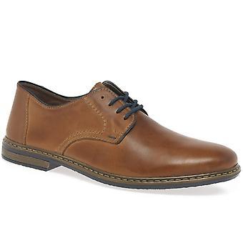 Rieker زيم رجالي الرباط حتى أحذية رسمية