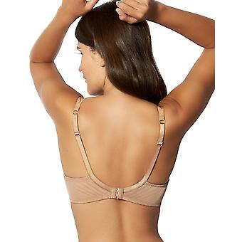 Sans Complexe 1739797 Women's Essential Nude Underwired Balcony Bra