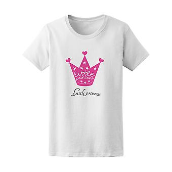 Pink Crown Fairy Little Princess Tee - Image by Shutterstock
