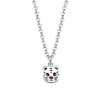 ESPRIT дети цепи ожерелье серебро ESNL93094A340 Тигр