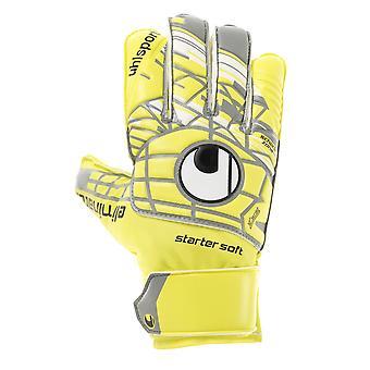 Uhlsport ELM obegränsad STARTER mjuk - målvakt handske