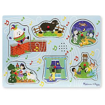 Melissa & Doug Sing-Along Nursery Rhymes 2