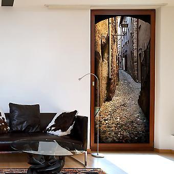 Fotobehang voor deuren - Stony City