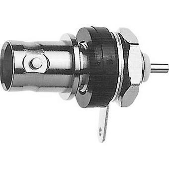 Telegärtner J01003D1286 BNC connector Socket, built-in 75 Ω 1 pc(s)