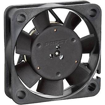 EBM papst 412F axiálny ventilátor 12 V DC 140 l/min (L x š x H) 40 x 40 x 10 mm