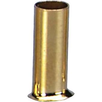 Sinuslive Ferrules 1 x 1.5 mm² gold-plated