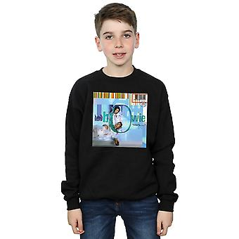 David Bowie Boys Hours Album Cover Sweatshirt
