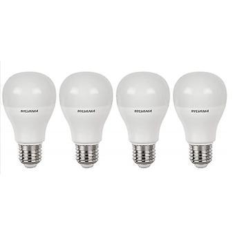 1 x Starmo B22 BC GLS LED Light Bulb 806lm Opal 9.2W=60W Warm White 2700k