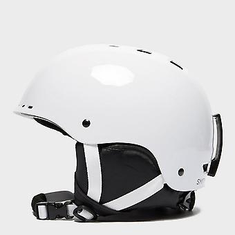 New Smith Holt 2 Junior Snowboard Ski Helmet Snowsports White