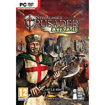Stronghold Crusader Extreme (PC DVD)-ny
