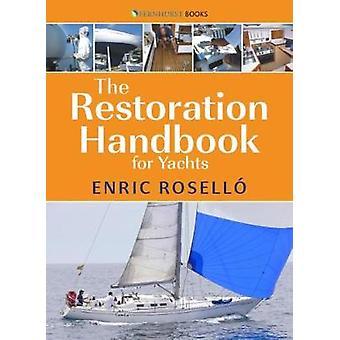 The Restoration Handbook 2e by Enric Rosello - 9781912177134 Book