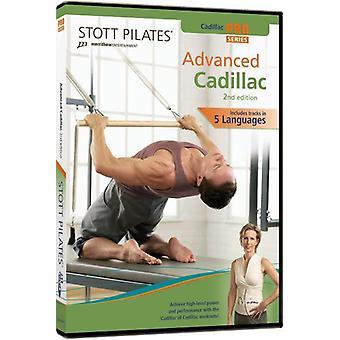 Stott Pilates: Advanced Cadillac 2nd Edition [DVD] USA import
