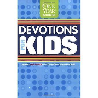 Ein Jahr Buch von Andachten für Kinder (Kinder/Jugendliche)