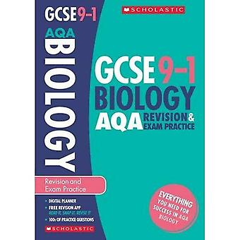 Zmiana biologii i egzamin praktyce książki dla AQA