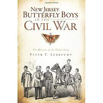 New Jersey Boys de papillon dans la guerre civile: les hussards de l'armée de l'Union