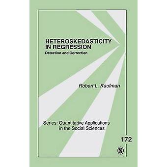 Regressio - havaitseminen ja korjaaminen Svein Heteroskedasticity