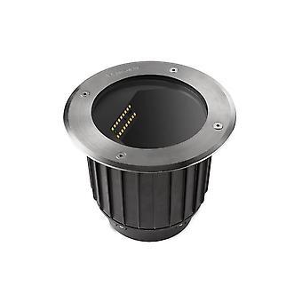Gea 185 LED Lg upotettu lattian valon - LED-C4 55-9908-CA-CL