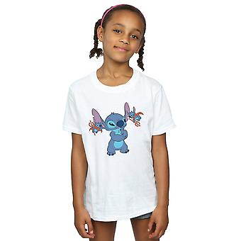 Disney Girls Lilo And Stitch Little Devils T-Shirt