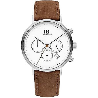 Deense design heren horloge URBAN collectie chronograaf IQ29Q1245 - 3314614