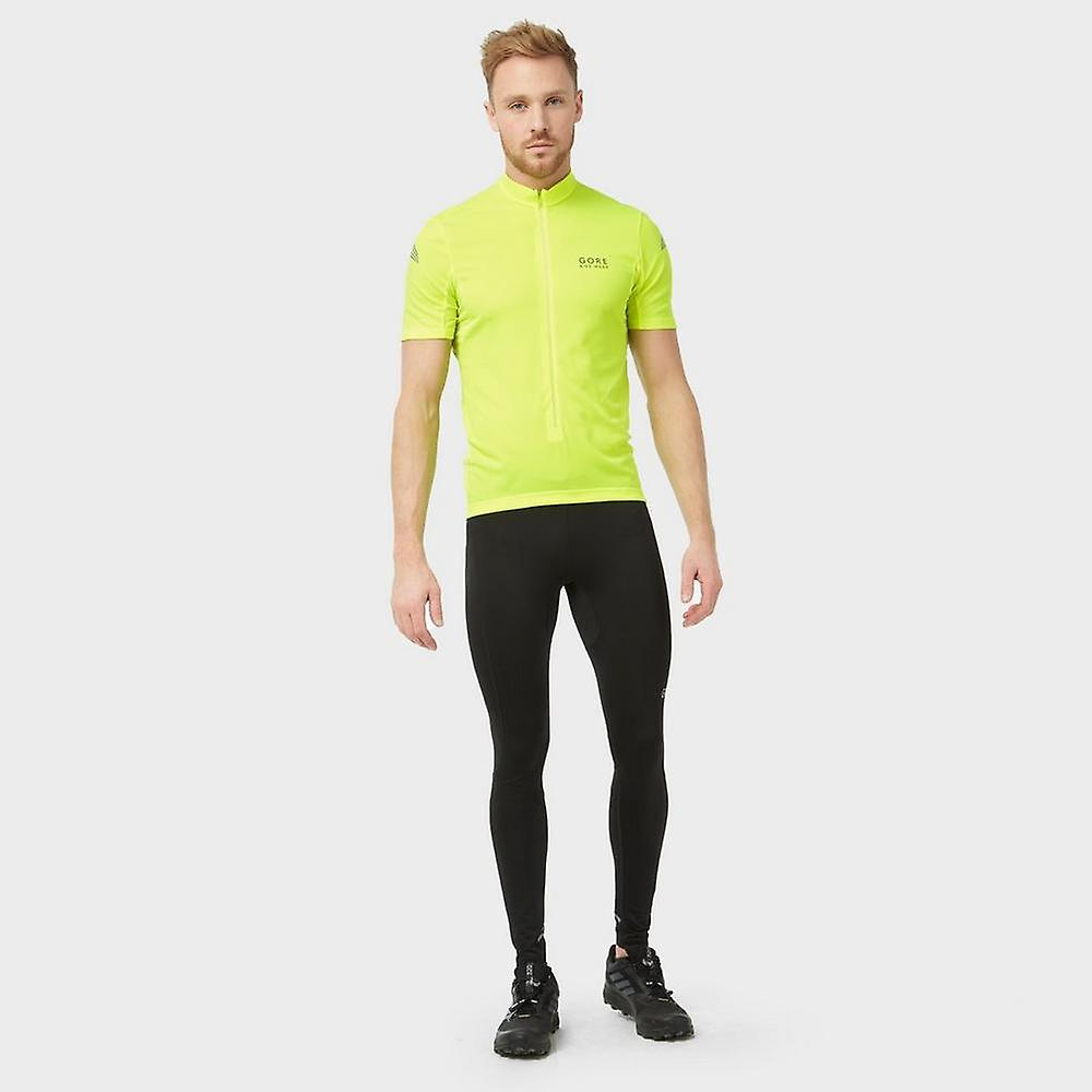 New Gore Men's R3 Running Training Fitness Tight Black